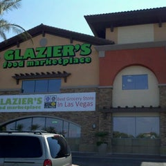 Photo taken at Glazier's Food Marketplace by Robert $. on 9/9/2011