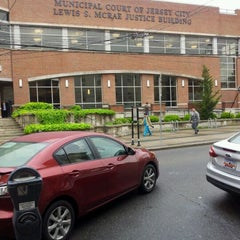 Photo taken at Jersey City Municipal Courthouse by Michael C. on 5/2/2012