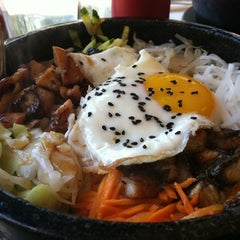 Photo taken at Han Fine Korean Cuisine & More by Greg on 6/6/2011