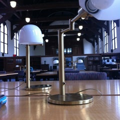 Photo taken at Smathers Library (East) by Jazzy S. on 2/28/2012