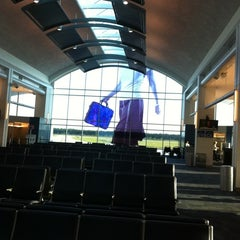 Photo taken at Jacksonville International Airport (JAX) by Julie W. on 6/2/2011