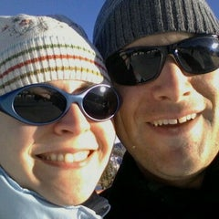 Photo taken at Skating Rink At Squaw Valley by Sean F. on 12/26/2011