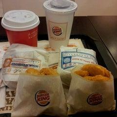 Photo taken at Burger King by christina k. on 5/4/2012
