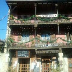 Photo taken at Can Ventura by Juan Pablo G. on 1/15/2012