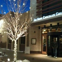Photo taken at The White Chocolate Grill by 🎀Cheryl🎀 on 12/24/2011