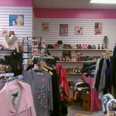 Photo taken at Material Girl 2 Boutique by My Coupon D. on 10/14/2011