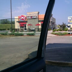 Photo taken at Dairy Queen by Joshua J. on 6/28/2012