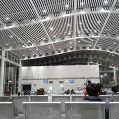 Photo taken at 苏州园区站 Suzhou Industrial Park Railway Station by 小果 某. on 11/16/2011