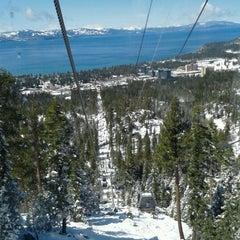 Photo taken at Heavenly Gondola by Paul W. on 4/1/2012
