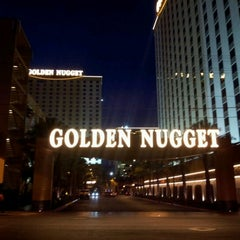 Photo taken at Golden Nugget Hotel & Casino by Andrew B. on 8/23/2011
