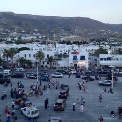 Photo taken at Λιμάνι Πάρου by Grigorios P. on 8/10/2012