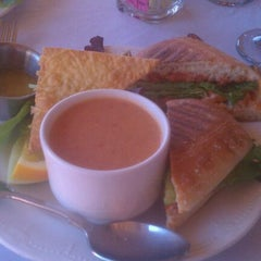 Photo taken at Shelly's Bakery Cafe by Sean B. on 12/2/2011