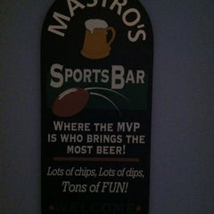 Photo taken at Mastro's Sports Bar and Grill by Andrew M. on 10/23/2011