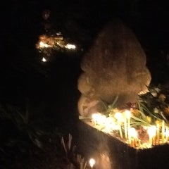 Photo taken at วัดป่ากู่แก้ว by natty L. on 8/2/2012