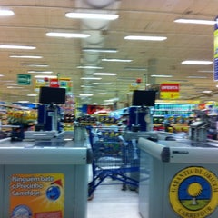 Photo taken at Carrefour by Fernando C. on 3/8/2012