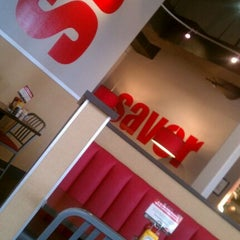 Photo taken at Smashburger by Carole B. on 5/11/2012