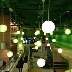 Photo taken at Edamame Sushi & Grill by David H. on 2/17/2012