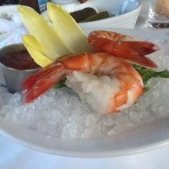 Photo taken at Rib N Reef Steakhouse by Liz A. on 8/7/2012