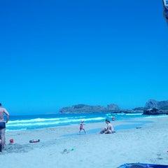 Photo taken at Orpheas resort by Lungarini M. on 6/14/2012