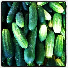 Photo taken at Stoneybrook Farm Market by Leigh M. on 6/24/2012