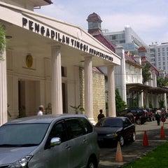 Photo taken at Pengadilan Negeri Medan by andi b. on 9/11/2012
