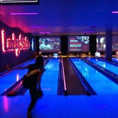 Photo taken at Lucky Strike Philadelphia by Sam P. on 7/21/2012