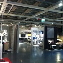 Photo taken at IKEA by Romain on 7/10/2012