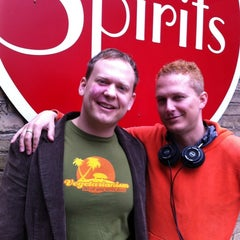 Photo taken at Spirits Bar & Grill by Jason M. on 4/15/2012