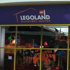 Photo taken at LEGOLAND Discovery Center Atlanta by Brad M. on 3/20/2012
