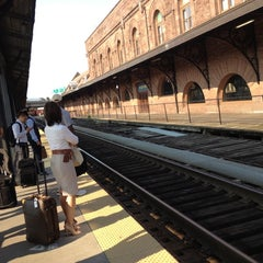 Photo taken at Hartford Union Station (HFD) - Amtrak by Cesar on 8/30/2012