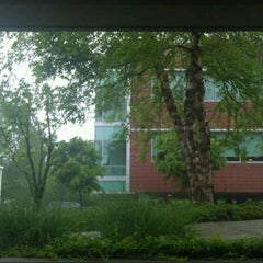 Photo taken at Sylvan Corporate Center by Z W. on 5/22/2012