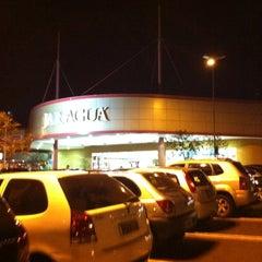 Photo taken at Shopping Jaraguá by Daniel D. on 7/4/2012