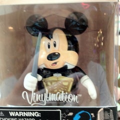 Photo taken at Disney Store by Val B. on 3/10/2012