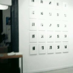Photo taken at Clic Gallery + Bookstore by Aya R. on 9/6/2012