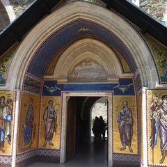 Photo taken at Kykkos Monastery by Sergey K. on 6/16/2012
