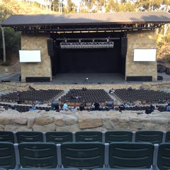 Photo taken at Santa Barbara Bowl by Brent M. on 8/19/2012
