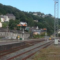 Photo taken at Cork Kent Railway Station by Aidan O. on 9/13/2012