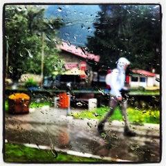 Photo taken at Bușteni by Bogdana D. on 5/13/2012