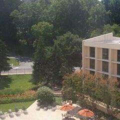 Photo taken at Bethesda Marriott by Brett S. on 6/8/2012