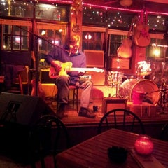Photo taken at Beale on Broadway by Stacey S. on 4/12/2012