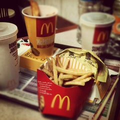 Photo taken at McDonald's by Jesus R. on 5/2/2012