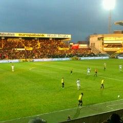 Photo taken at Herman Vanderpoortenstadion | Het Lisp by Edgar M. on 4/21/2012