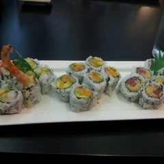 Photo taken at Wasabi House by Lauren A. on 6/24/2012