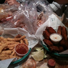 Photo taken at The Boiling Crab by Matthew D. on 2/20/2012