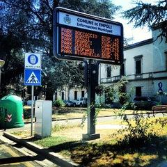 Photo taken at Ponte Empoli-Sovigliana by Gianni B. on 8/8/2012