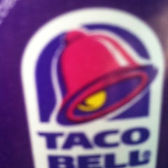 Photo taken at Taco Bell by Mike P. on 10/26/2011