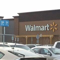 Photo taken at Walmart Supercenter by Eva K. on 1/8/2012