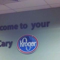 Photo taken at Kroger by Richard B. on 1/22/2012