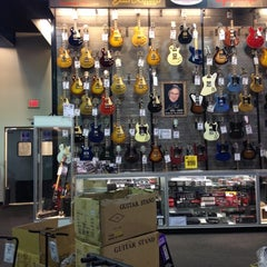 Photo taken at Sam Ash Music Stores by Juan G. on 1/13/2012