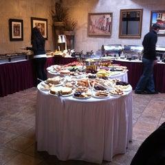 Photo taken at Bistro Bistro by Len S. on 2/19/2012